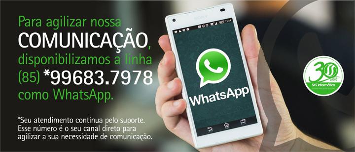WhatsApp S&S Informática