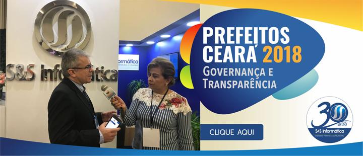 A S&S Informática participa do Seminário Prefeitos 2018 – Governança e Transparência