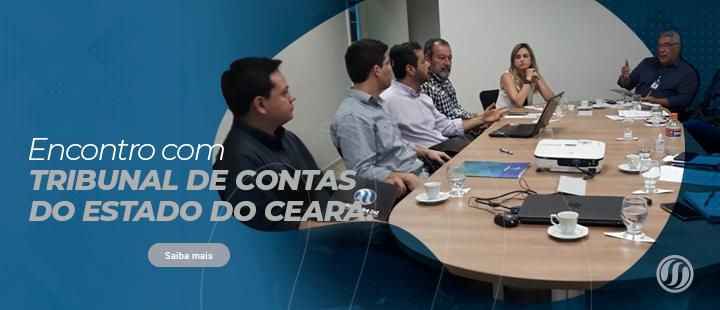 O Grupo S&S participa de encontro com TCE/CE.