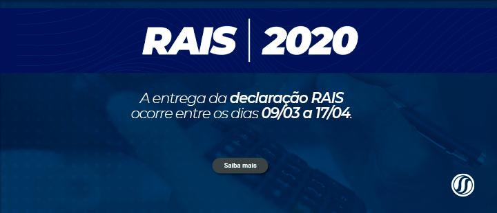 RAIS 2020: GDRAIS já está disponível para download
